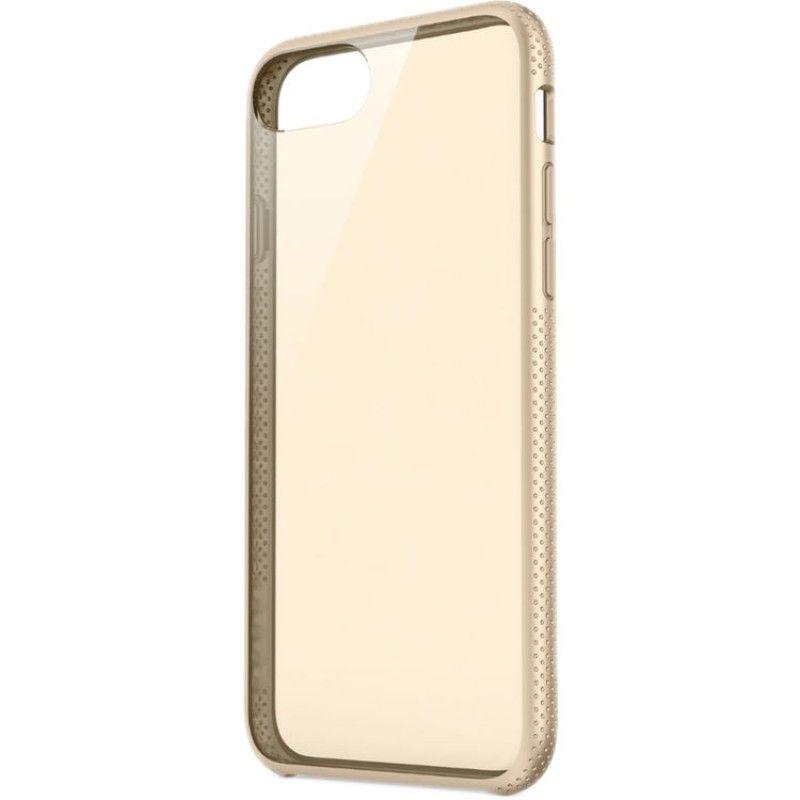 Capa iPhone 8 / 7 Plus Belkin Air Protect SheerForce - Dourada