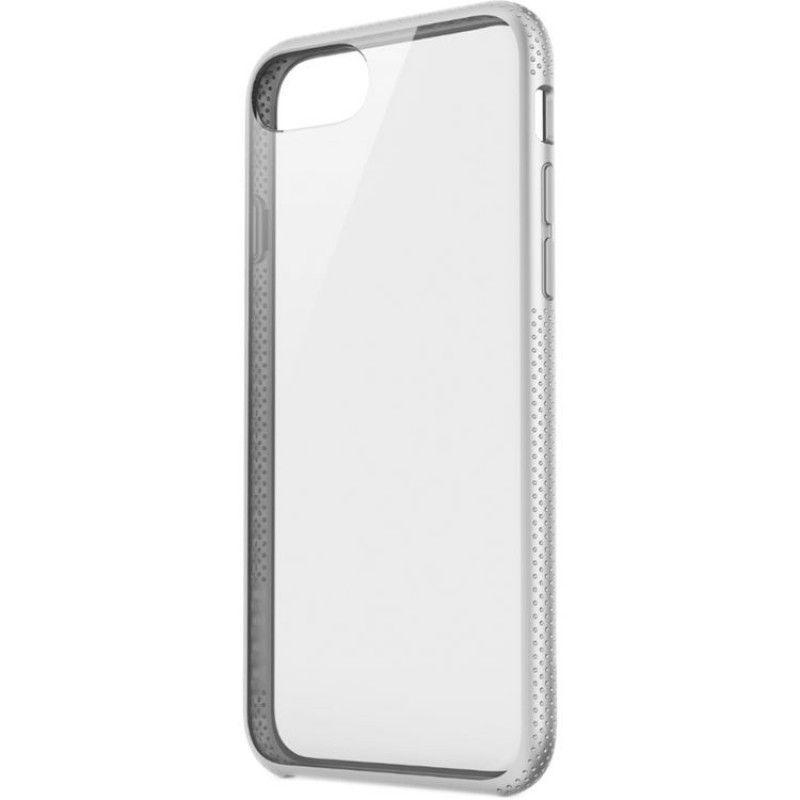 Capa iPhone 8 / 7 Plus Belkin Air Protect SheerForce - Prateado