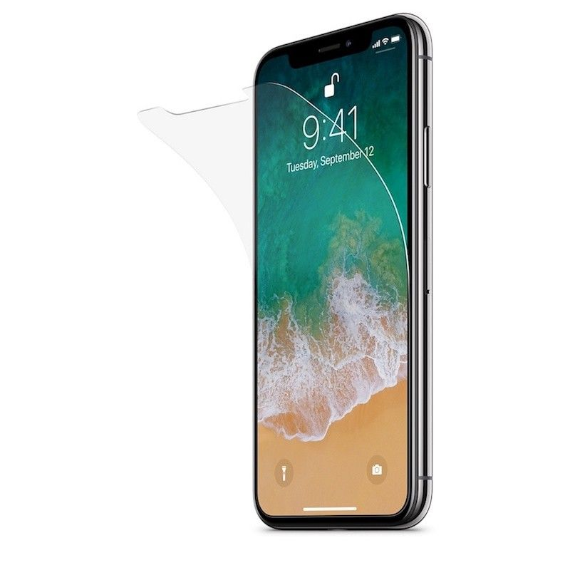 Pelicula de vidro temperado 9H para iPhone X/XS