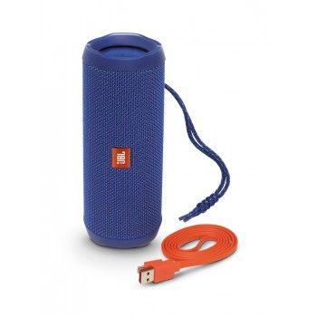 Coluna JBL Flip 4 - Azul