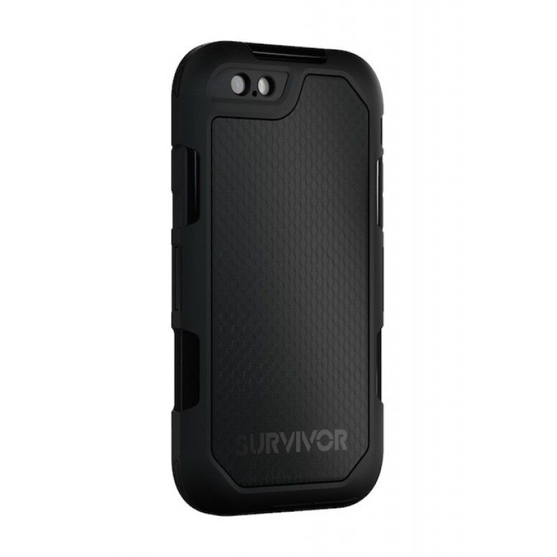 Capa Griffin Survivor Summit para iPhone 6/6s Plus - Preto