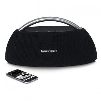 Coluna Harman Kardon GO+ PLAY Mini - Preto