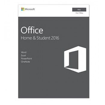 Office versão Mac Home and Student 2016