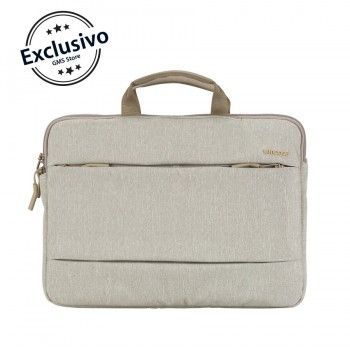 Mala para MacBook Pro 13 Incase Messenger City Brief  - Cinza