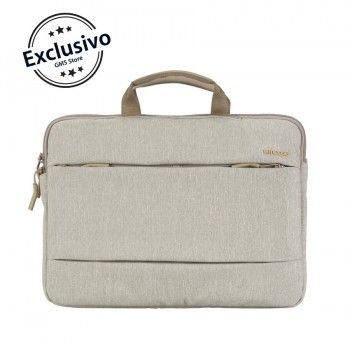 Mala para MacBook Pro 15 Incase City Brief - Cinzento Khaki