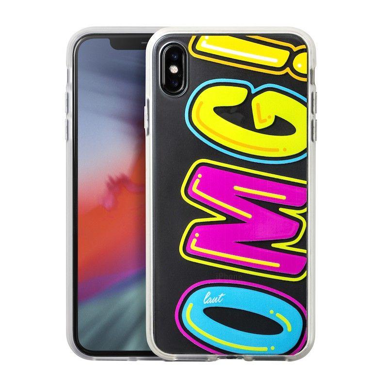 Capa Laut OMG para iPhone XS Max