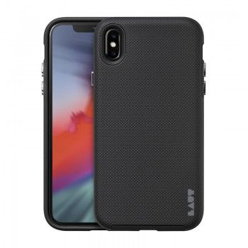 Capa Laut Shield para iPhone XS Max - Preto