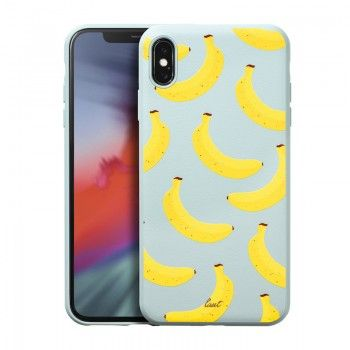 Capa Laut Tutti Frutti para iPhone XS Max - Banana