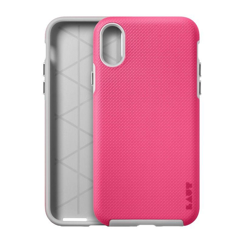 Capa Laut Shield para iPhone Xs Max - Rosa
