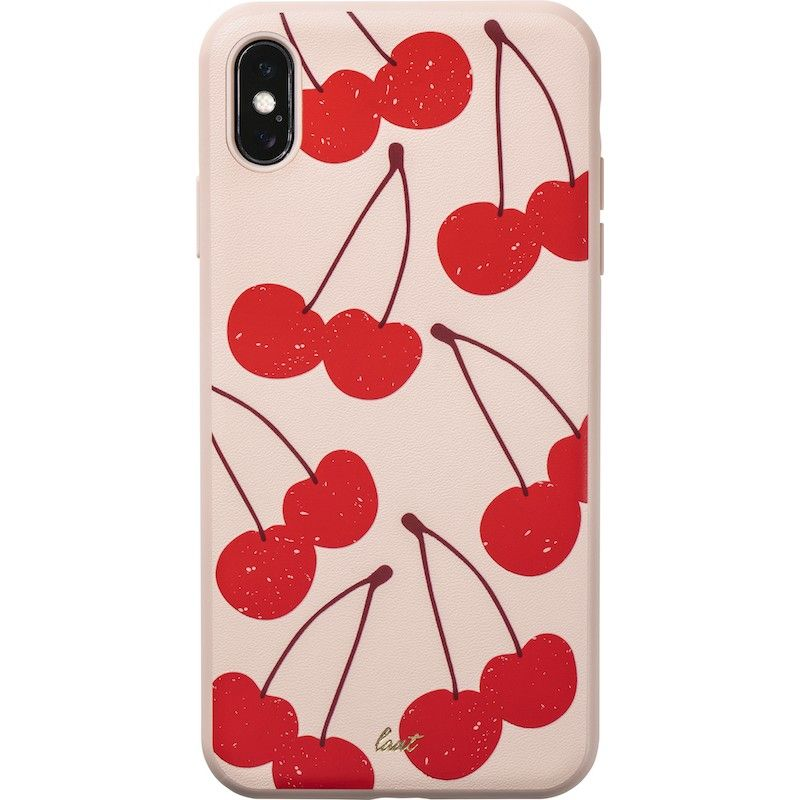 Capa Laut Tutti Frutti para iPhone XS Max - Cereja
