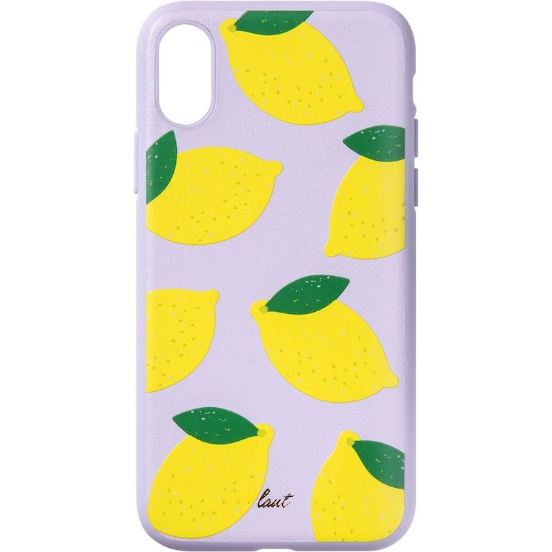 Capa Laut Tutti Frutti para iPhone XS Max - Limão