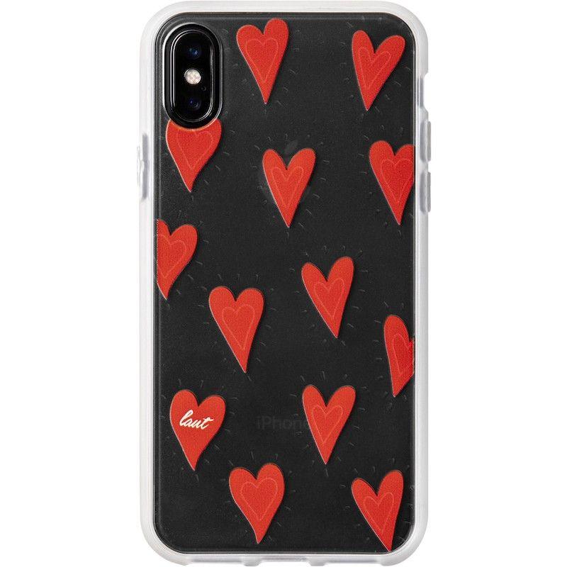 Capa Laut Coração para iPhone XS / X