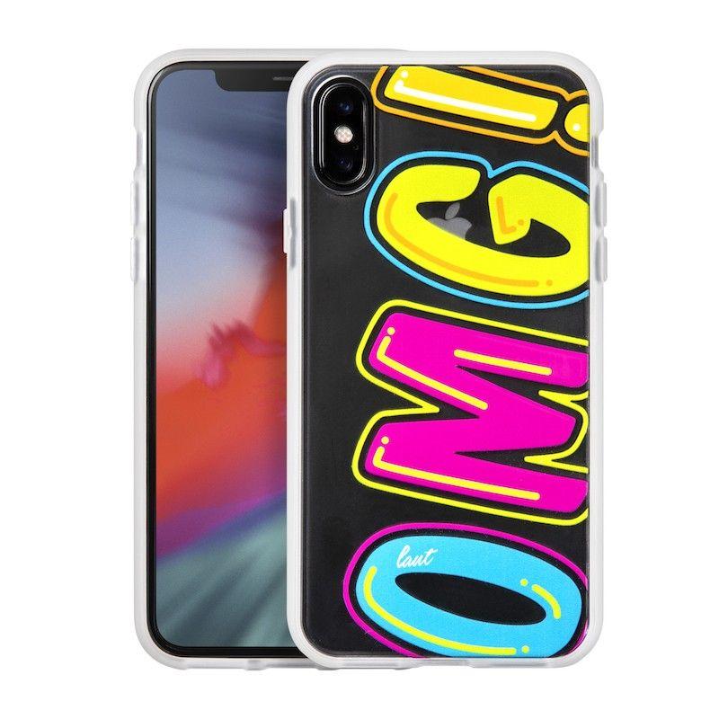 Capa Laut OMG para iPhone XS / X