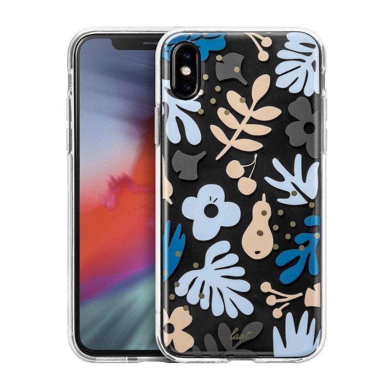 Capa Laut Jardim Secreto para iPhone XS / X
