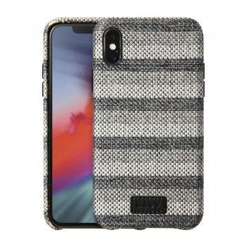Capa Laut Venture iPhone XS / X - Cinzento