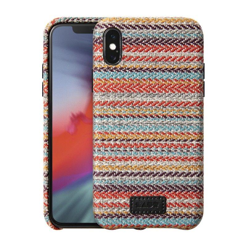 Capa Laut Venture para iPhone XS / X - Vermelho