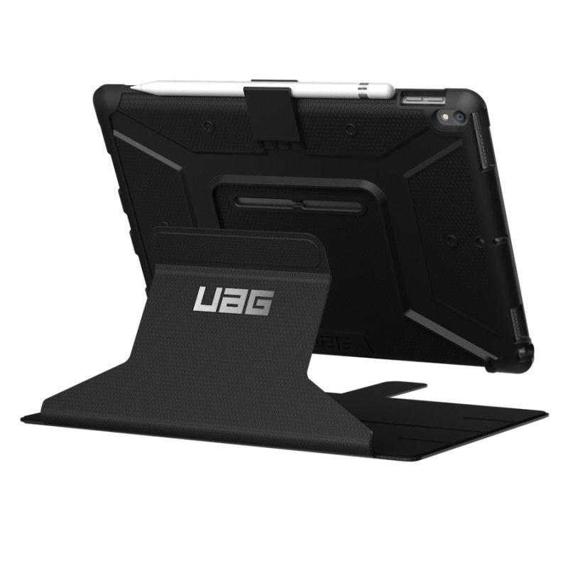 Capa iPad Pro 10.5 UAG Metropolis - Preto