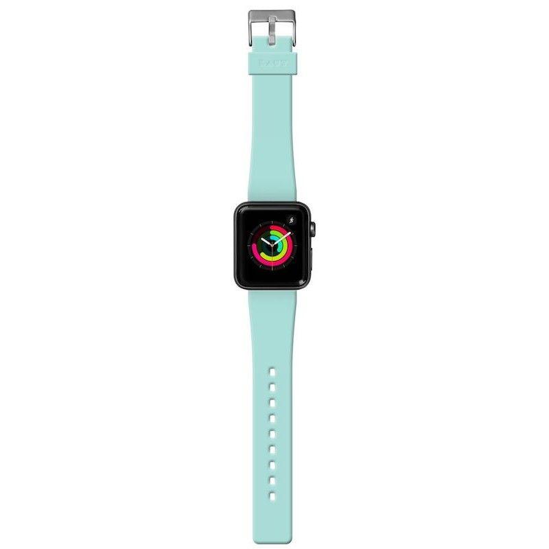 Bracelete para Apple Watch Laut Active, 44/42mm - Menta