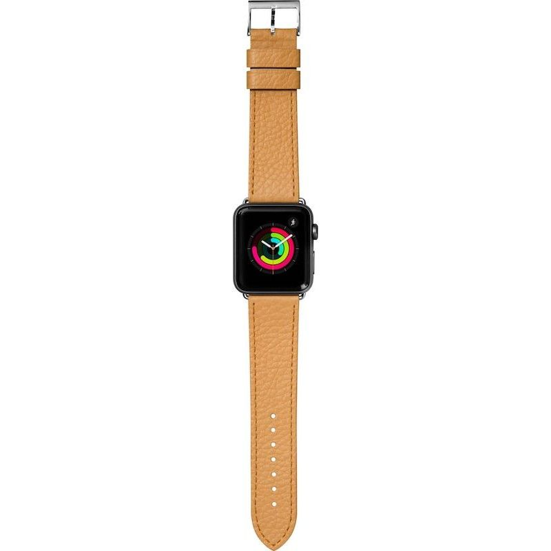 Bracelete para Apple Watch Laut Milano, 44/42mm - Ocre
