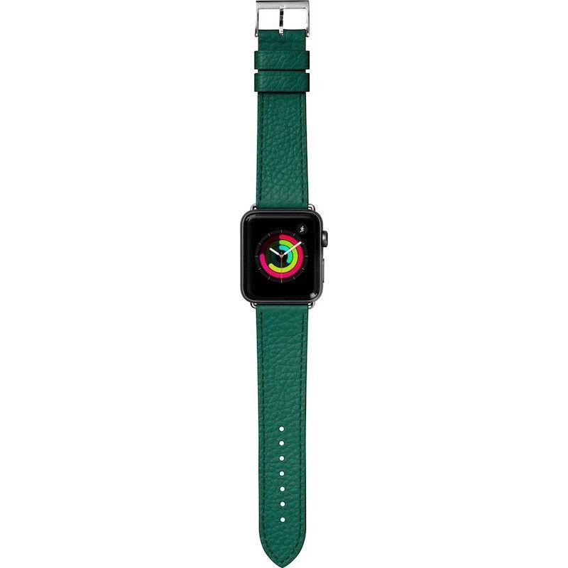 Bracelete para Apple Watch Laut Milano, 44/42mm - Verde Esmeralda