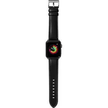 Bracelete para Apple Watch Laut Oxford, 44/42mm - Preto