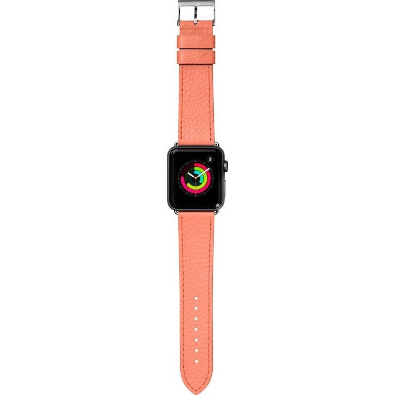 Bracelete para Apple Watch Laut Milano, 44/42mm - Coral