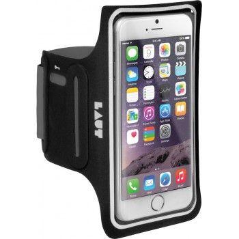 Braçadeira para iPhone 6 Plus/6s Plus Laut Elite-LD - Preto
