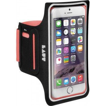 Braçadeira para iPhone 6/6s Laut Elite-LD - Rosa
