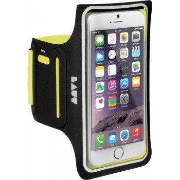 Braçadeira para iPhone 6/6s Laut Elite-LD - Amarelo
