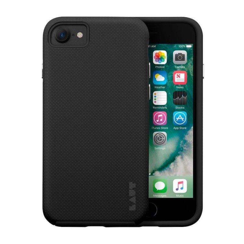 Capa iPhone SE (2020)/8/7 Laut Shield Case Preto