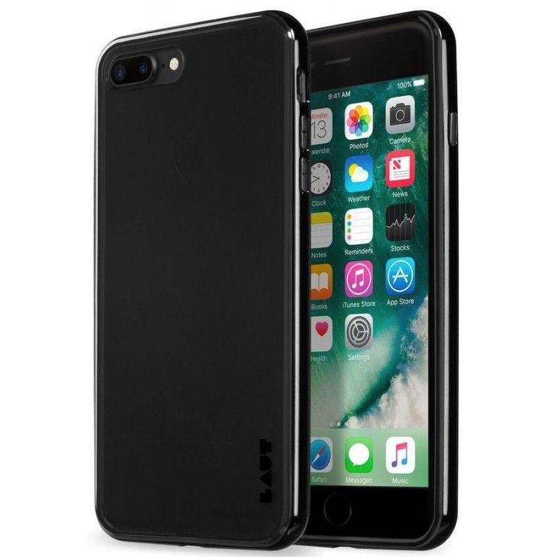 Capa ExoFrame para iPhone 7/8 Plus - Preto Matte