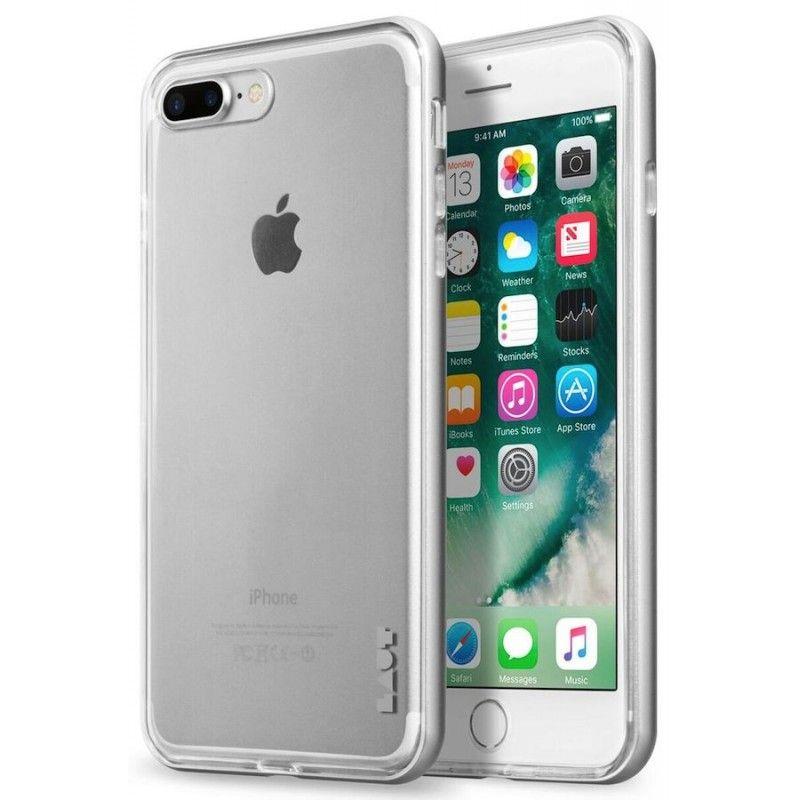 Capa ExoFrame para iPhone 7/8 Plus - Prateado