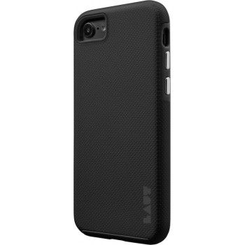 Capa iPhone SE (2020)/8/7 Laut Shield Case Preto