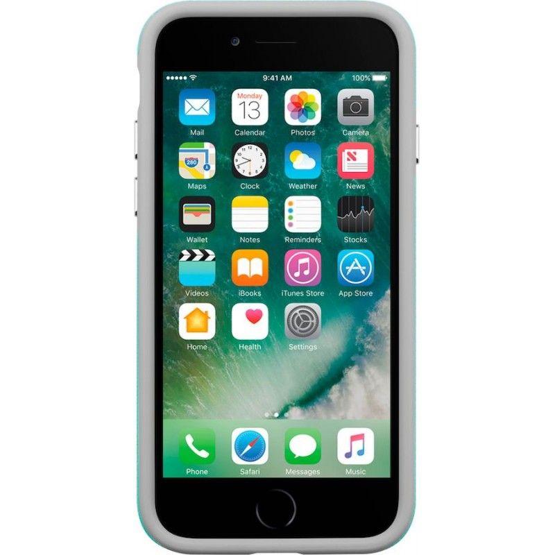 Capa muito resistente para iPhone 8 / 7 - Menta