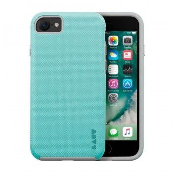 Capa iPhone SE (2020)/8/7 Laut Shield Case Menta