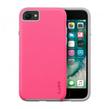 Capa iPhone SE (2020)/8/7 Laut Shield Case Rosa