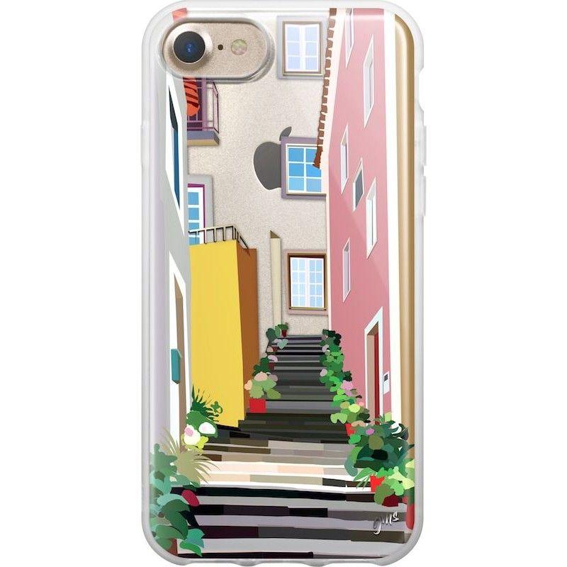 Capa iPhone SE (2020)/8/7 Escadas de Lisboa, Saudade Series 2