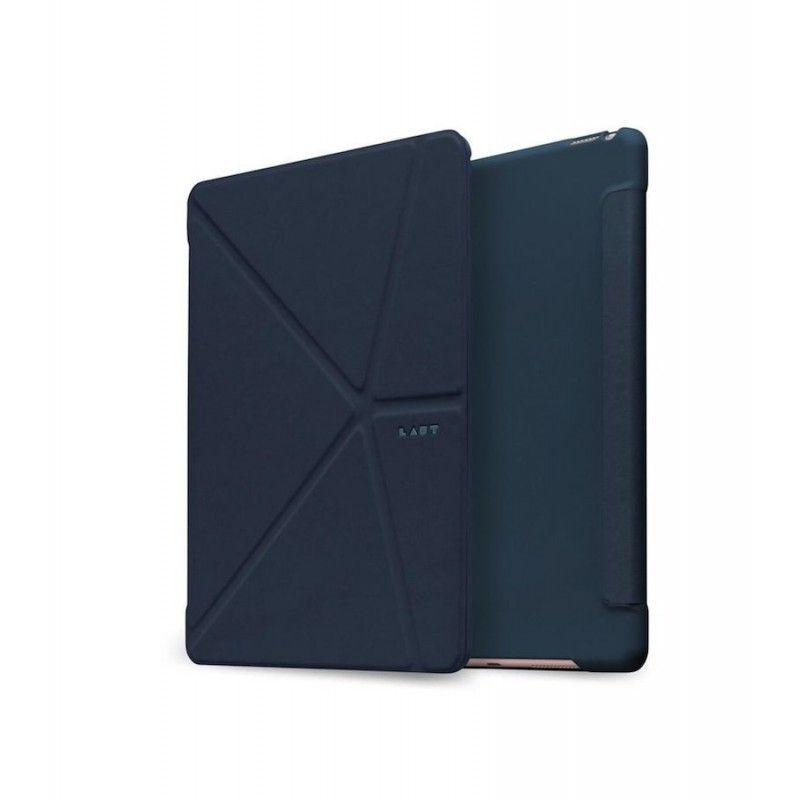 Capa Laut Trifolio para iPad 2018/7 - Azul