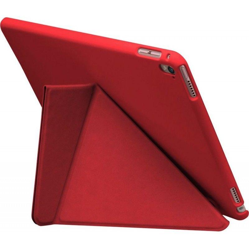 Capa Laut Trifolio para iPad 2018/7 - Encarnado