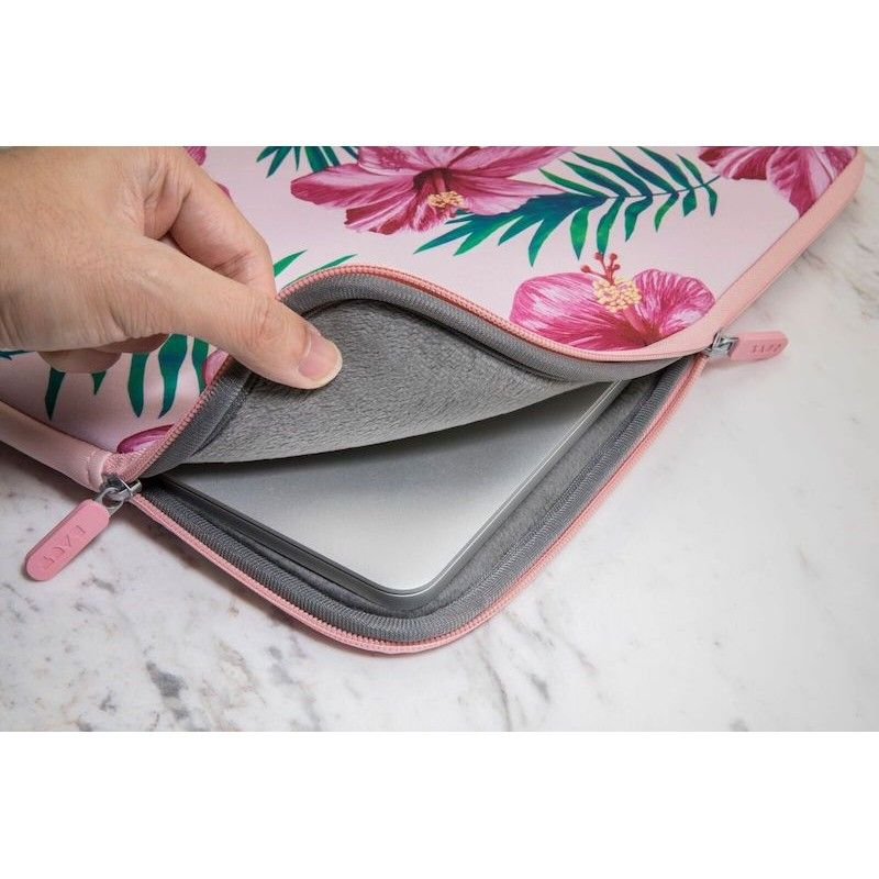 "Sleeve Laut Pop para MacBook Pro 13"" - Exotic Flower"