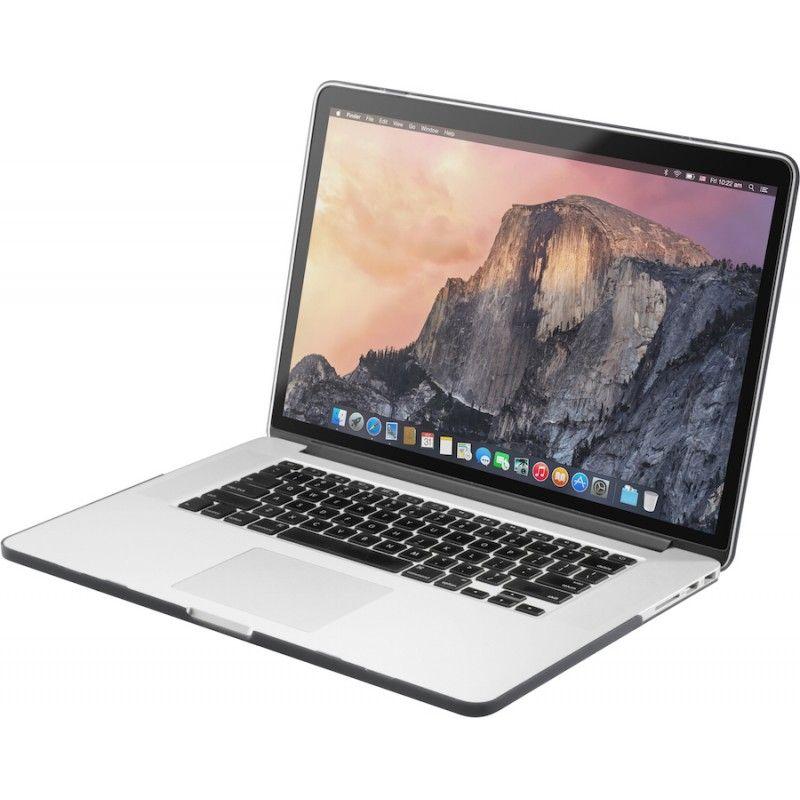 Capa para MacBook Pro 15 Retina (2010-2012) Laut - Preta