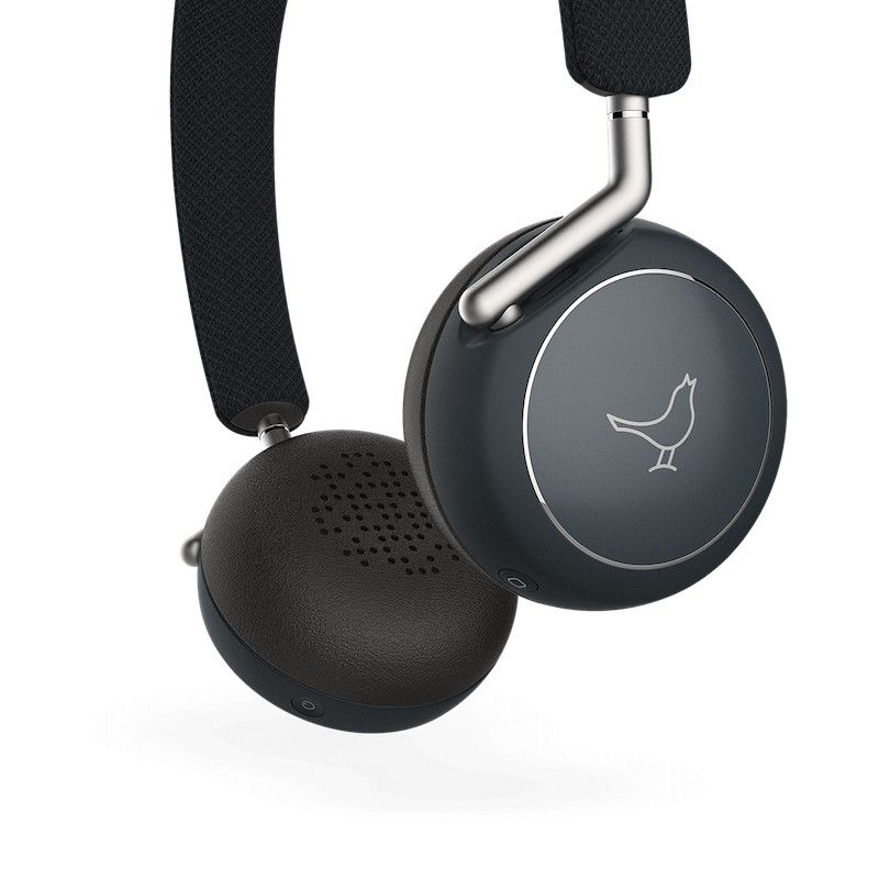 Auscultador Libratone Q Adapt Wireless On-Ear -  Stormy Black