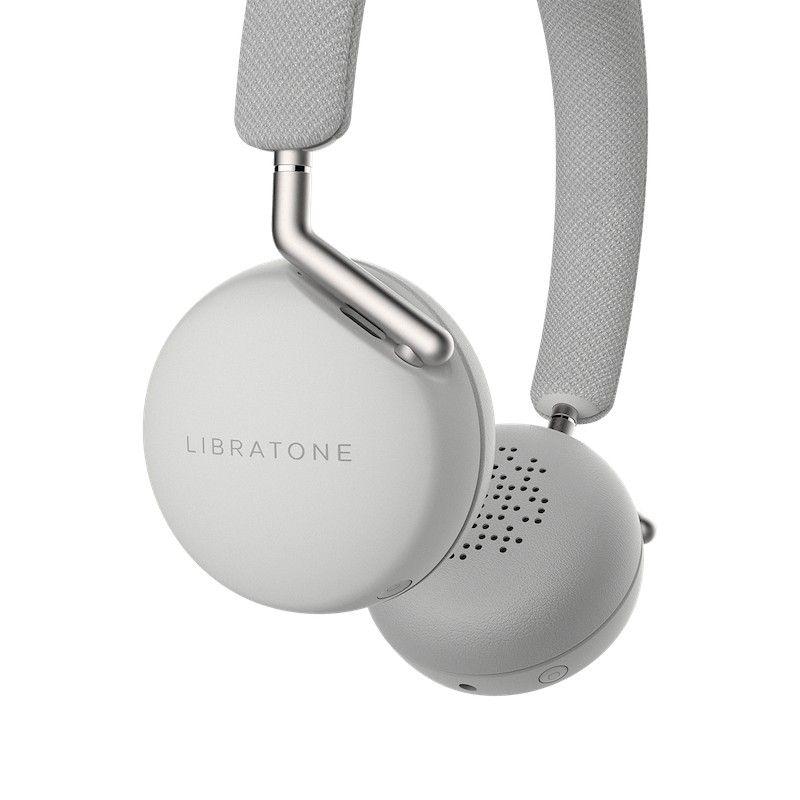 Auscultador Libratone Q Adapt Wireless On-Ear - Cloudy White