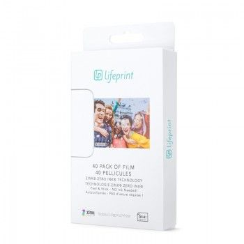 LifePrint 3x4,5 Film - 40 Pack