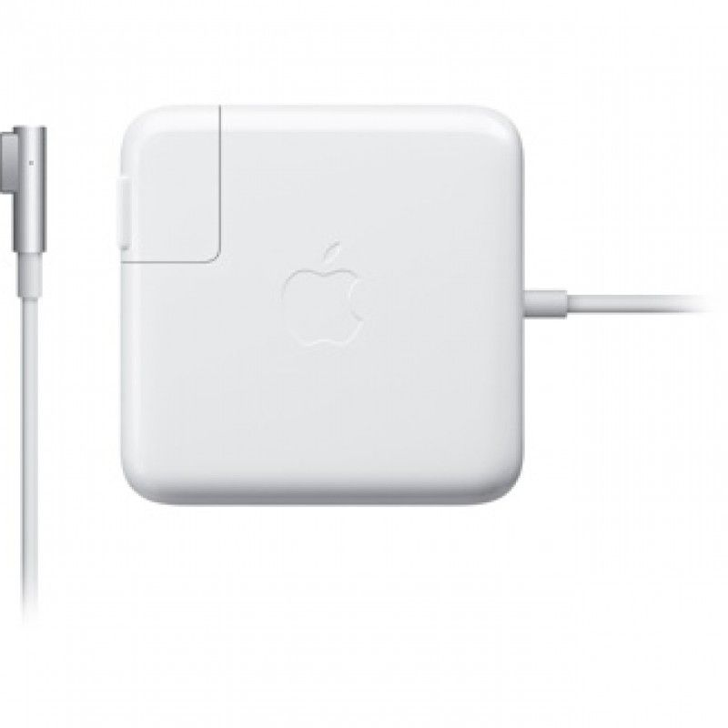 Transformador MagSafe Apple de 60 W.