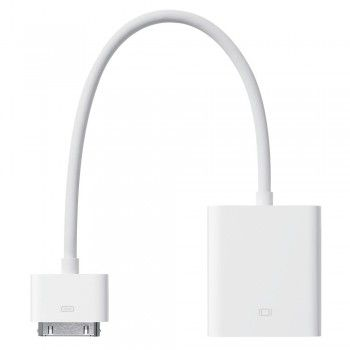 Adaptador de 30 pinos para VGA da Apple