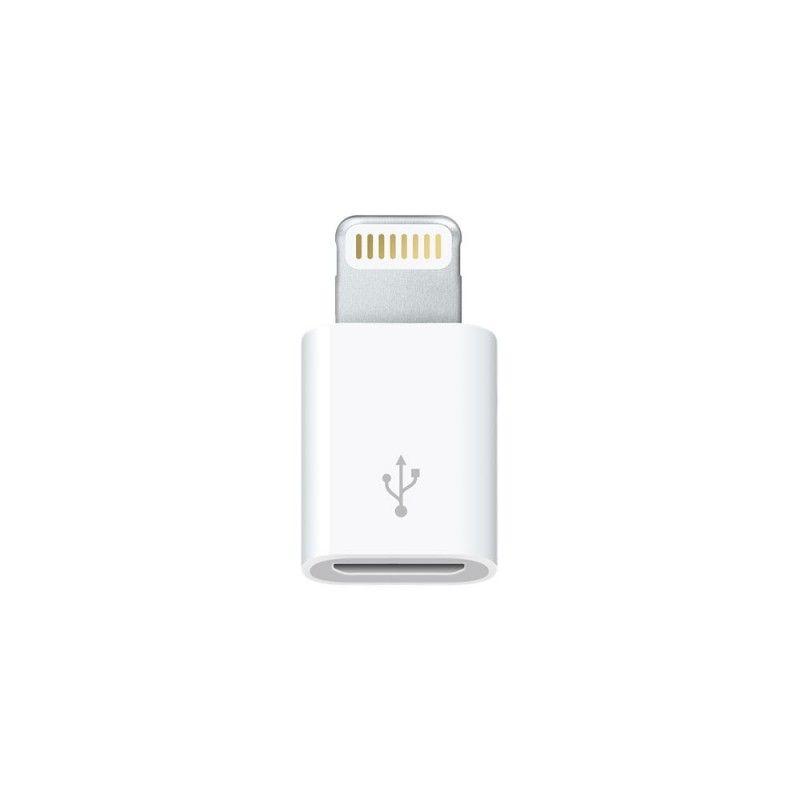 Adaptador Lightning para Micro USB