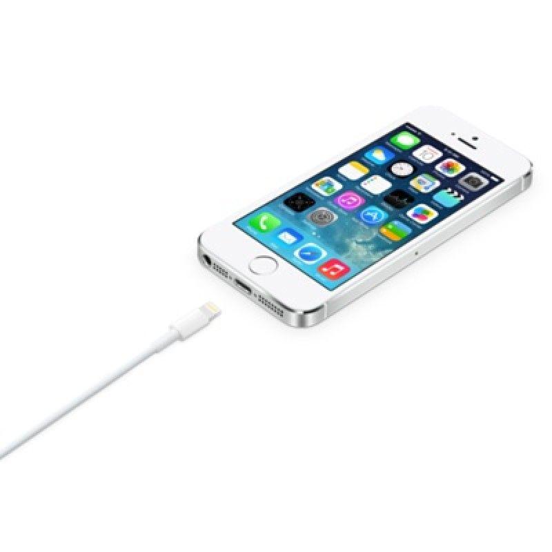 Cabo adaptador Lightning para USB (2 m)