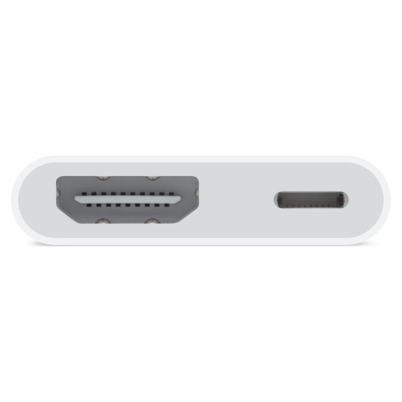 Adaptador Lightning para AV Digital da Apple