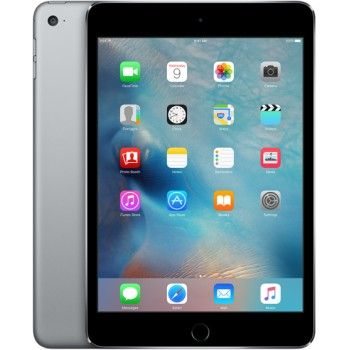 iPad mini 4 Wi-Fi + Cell 128 GB - Cinzento Sideral